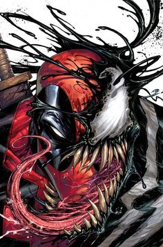 Deadpool-Venom