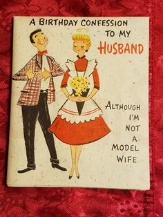 Happy birthday husband 1960s vintage manchester united football vintage hallmark birthday husband folds out to poster size card rare large m4hsunfo