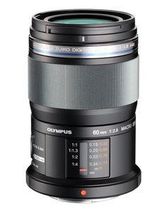 OLYMPUS M.ZUIKO ED 60mm F2.8 Macro - 44000 yen