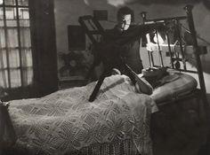 Miguel Covarrubias and Frida~Image via Museo Frida Kahlo