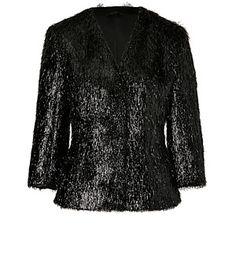 Luxurious+jacket+in+a+shining+wool+blend+#Stylebop