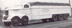 Twin Engine Truck