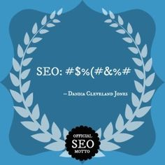 If #SEO had a slogan, what would it be? Here are some candidates.