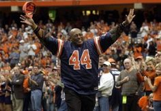 Former Denver Broncos and Syracuse Orange running back Floyd Little is helping kids get on the right path in life so that one day they can live a successful life doing what they want to do. #Denver #Broncos #NFL #football #SyracuseU #humanitarian