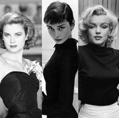 Fall Fashion Inspiration from Marilyn Monroe, Audrey Hepburn, Grace Kelly + More | Fashion - Yahoo! Shine