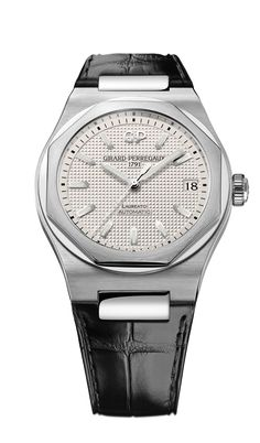 Girard-Perregaux - Laureato with integrated strap | 42 mm, $10,600
