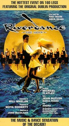 Riverdance - Irish step dancing