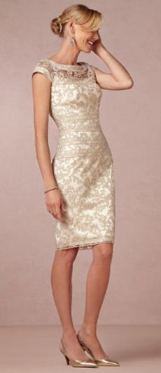 the perfect 'Mother-of-the-bride' dress! http://rstyle.me/n/jw2tsn2bn