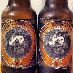 NorthCoast Brewing - Old Rasputin