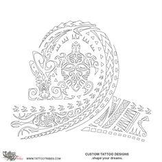 Maori Tattoo Designs, Maori Tattoos, Polynesian Tribal, Geniale Tattoos, Arm Band Tattoo, Half Sleeves, Tattoo Inspiration, Stencils, Exhibit