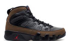 Air Jordan 9 Olive