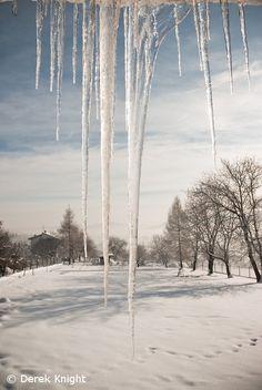Winter in Beskidy