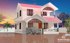 Specifications: Ground Floor is designed in 85 Square Sq.Ft) Porch Sit out Living room Dining hall Toilet attached Common bath Kitchen Stair First floor is designed in 65 Square Sq.Ft) Balcony Bathroom attached Upper living Open terrace Views All Views