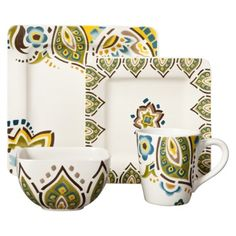 these dishes were love at first site for me. if I wasn't so practical, I would buy them...sigh