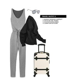 Whether you're someone who lives for packing lists and pre-planning travel outfits, or you're a last minute traveler who shoves half ...