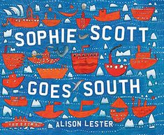 Children's Book: Sophie Scott Goes South - Find more details about this book and more children's books set in the same country. Then click around to find children's books set in countries around the world. KidsTravelBooks