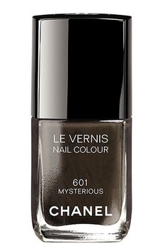 Nail Polish Trends for Fall - Chanel Le Vernis Nail Colour in Mysterious, $27, chanel.com