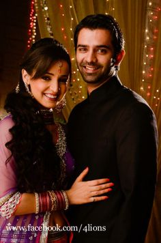 Arnav and Khushi sangeet