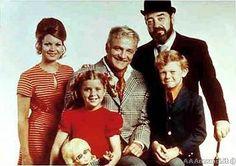 Family Affairs, sitcom (1966-71)