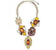 fashion necklace #fall fashion necklace #trendy necklace #gold accessories