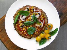 Broccolicious: Cuketová pizza