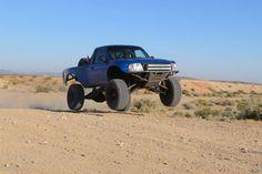 014 Ford Ranger Lsk Bfgoodrich Pro Comp King Rm Motorsports Wilwood Jumping