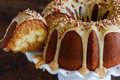 Recipe: Sweet Potato Cream Cheese Bundt Cake