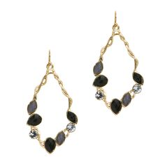 Dress up or down with these rusticcouture.kitsylane.com earrings.