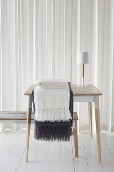 hinterveld - Google Search Mohair Blanket, Home Catalogue, Weaving Textiles, Home Collections, Vanity Bench, Cushion Covers, Snug, Cushions, Blankets