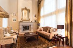 Carousel - Elegant Update - traditional - Living Room - Vancouver - Beyond Beige Interior Design Inc.