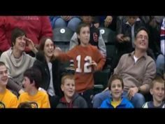Dancing Kid At Pacers Vs Rockets Game - #funny