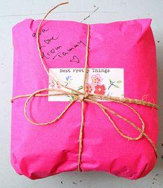 Gift bundle by nestdecorating, via Flickr