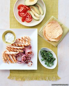 Grilling Recipes: Grilled Chicken Recipes - Martha Stewart