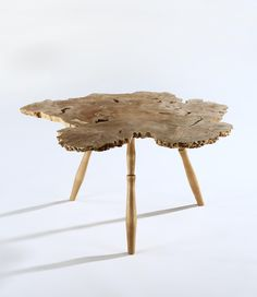 Large Maple Leaf Cricket Table | Rose Uniacke