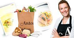 Suositut A&A ruokakassit ovat taas saatavilla Kauppahalli24:stä pienen tauon jälkeen. Ruokakassien viimeinen tilauspäivä on aina tiistaina ja toimitus on seuraavan viikon tiistaina.   Anton&Anton ruokakasseista löydät kolmen päivän raaka-aineet ja reseptit nopeisiin ja maistuviin aterioihin. Hyvin suunnitellut ja oikein mitoitetut ateriat auttavat vähentämään ruokamenoja ja pääset nauttimaan hyvän makuisesta, vaihtelevasta ja terveellisestä ruoasta. Anton, Reusable Tote Bags