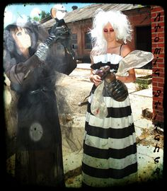 Custom Lydia Deetz Halloween Costume Beetlejuice by AtomicStitches, $195.00