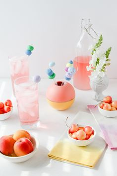 Make This: Crafting Festive Clay Drink Stirrers for Summer Parties + Beyond | Paper and Stitch