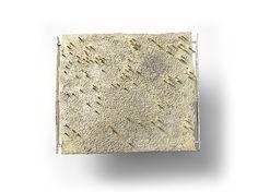 Per Suntum RockScape Brooch 2013. Shibuichi, 18kt gold, 18kt palladium-white gold. Private collection.