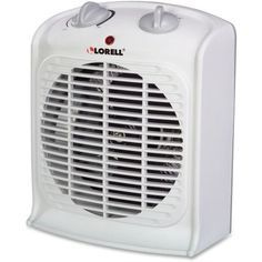 Heater Covers A Wide Area For A Cozy Room Up To 50 Square Feet It Also Includes A Fan Only Setting For When You Only With Images Portable Space Heater Space