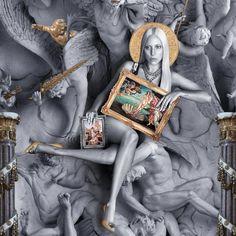 Lady Gaga - Artpop made by larsonwayne | fanmade music artwork | Coverlandia