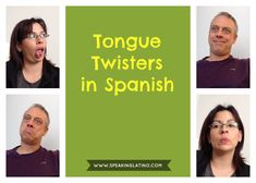 Grab the FREE Tongue Twisters in Spanish printables in PDF with: • class-ready handouts with the Spanish text of each tongue twister • 6 suggested activities / games for students using the tongue twisters • a worksheet with fill-in-the-blanks for written vocabulary practice • the answer key Here is how: Watch and laugh at us trying […]