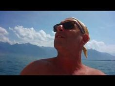 We met at my mooring in Clarens with a selection of food goods, including alcoholic liquid sustenance, and off we went sailing around Lake Geneva Day A we. Lake Geneva, Switzerland, Sailing, Mens Sunglasses, Tours, Day, Youtube, Style, Candle