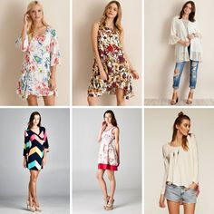 It's time to get a spring in your step and shop GracieGene's! New Arrivals are here!