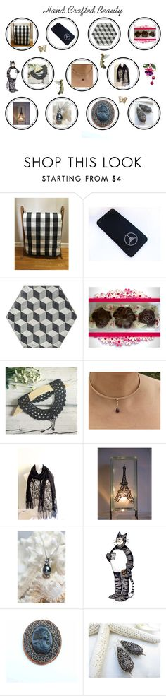 """Hand Crafted Beauty"" by cozeequilts ❤ liked on Polyvore"