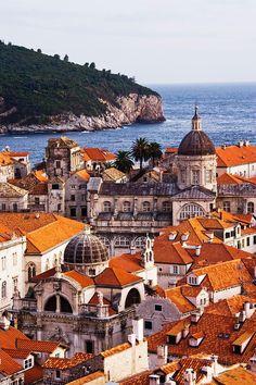 Old City of Dubrovnik, Croatia #Croatia #Dubrovnik