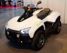 Acer introduce un nuevo vehículo eléctrico para todo terreno