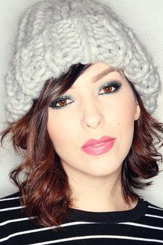 Makeup Monday: Glitter and Smoke