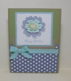 Stampin' Up! - Array of Sunshine
