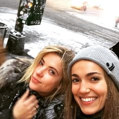 Ashley Benson hanging out in New York! | Pretty Little Liars