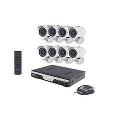 Zmodo KDC8-YARUZ8ZN 8Ch H.264 Level 960H DVR Security System $239.99